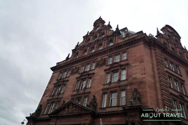 Caledonian Hotel en Edimburgo