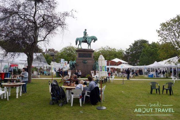 Edinburgh International Book FestivalEdinburgh International Book Festival