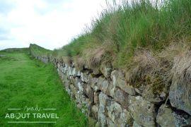 Un paseo junto al Muro de Adriano