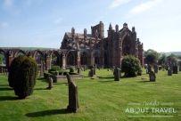 Abadía de Melrose
