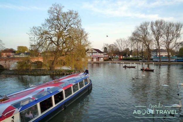 Canal Basin Stratford-upon-Avon