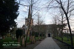 Iglesia de la Santísima Trinidad de Stratford