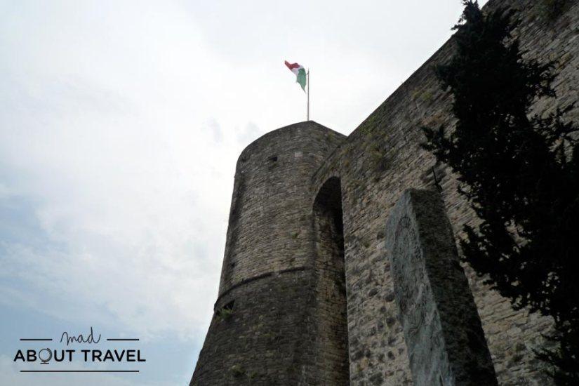 La Rocca de Bergamo