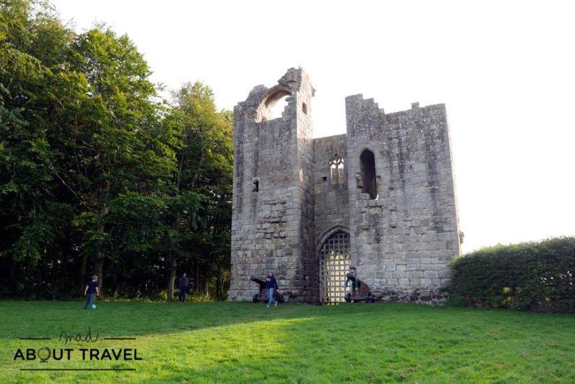 Castillo de Etal
