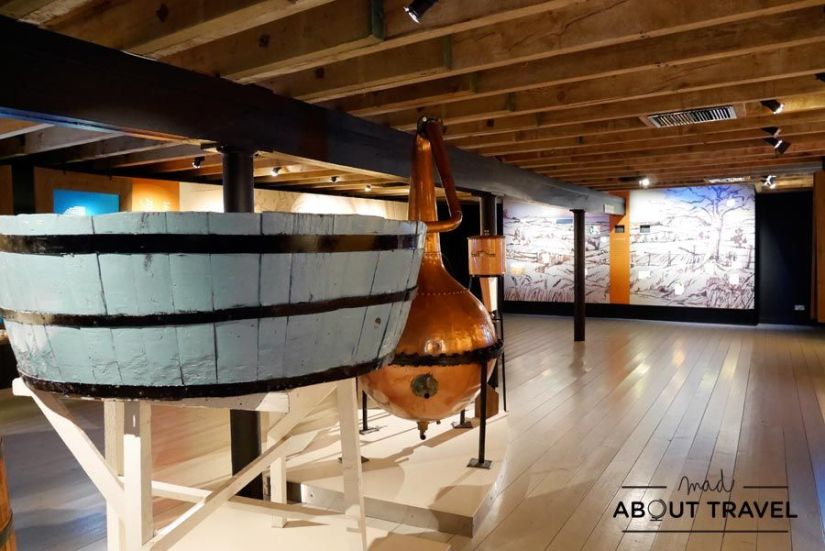 Destilería de whisky de Glenkinchie