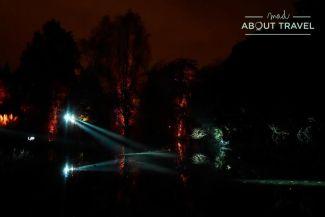 Night in the Garden, Royal Botanic Garden Edinburgh