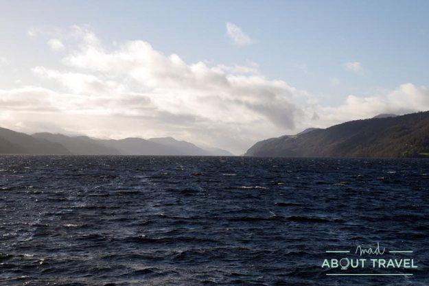 Jacobite Cruises en el lago Ness