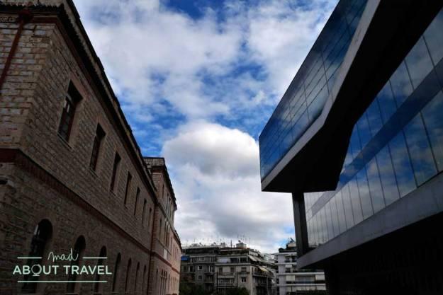 Nuevo Museo de la Acrópolis de Atenas