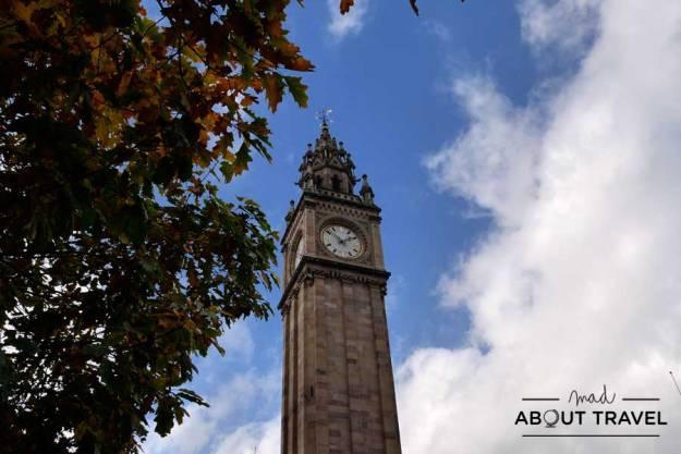 Albert Clock Memorial