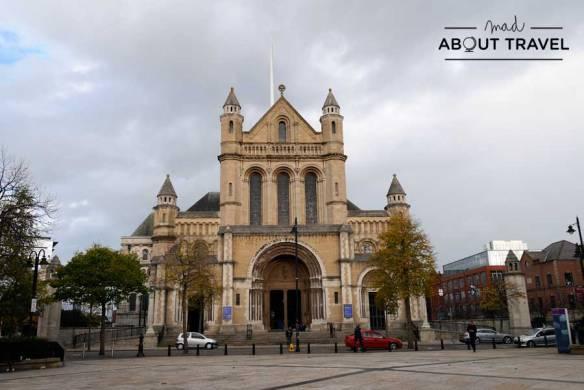 Catedral de Santa Ana en Belfast