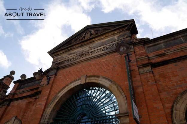 Mercado de St. George en Belfast