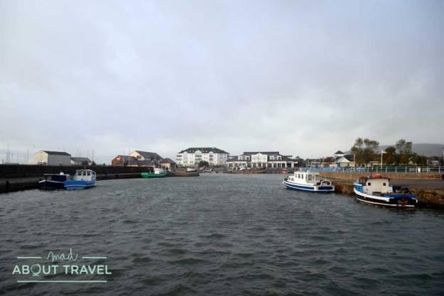 Puerto pesquero de Carrickfergus