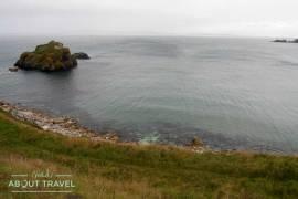 Cantera de Larrybane en Irlanda del Norte