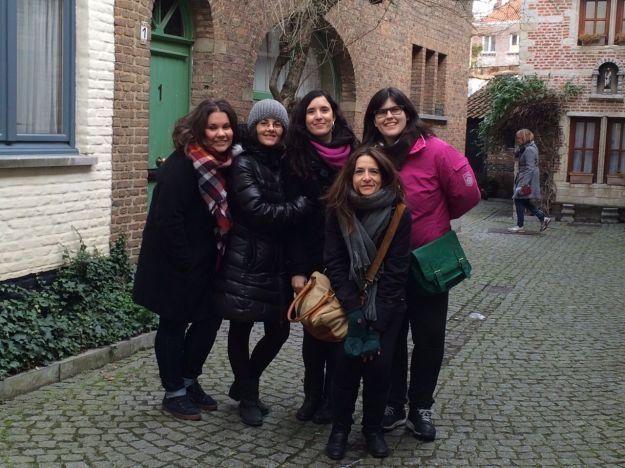 Fashion Travel Bloggers en Malinas