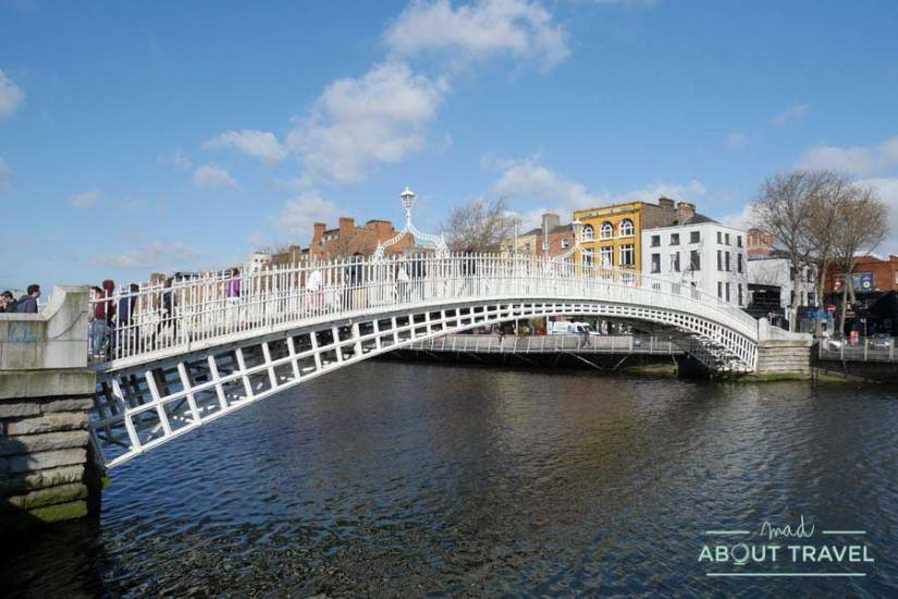 Dublin Ha'penny bridge