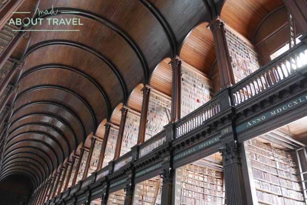 Librería Vieja del Trinity College