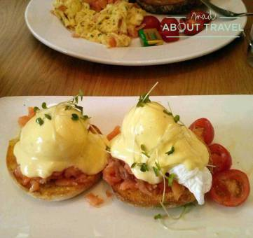 Brunch en Edimburgo, Loudon's