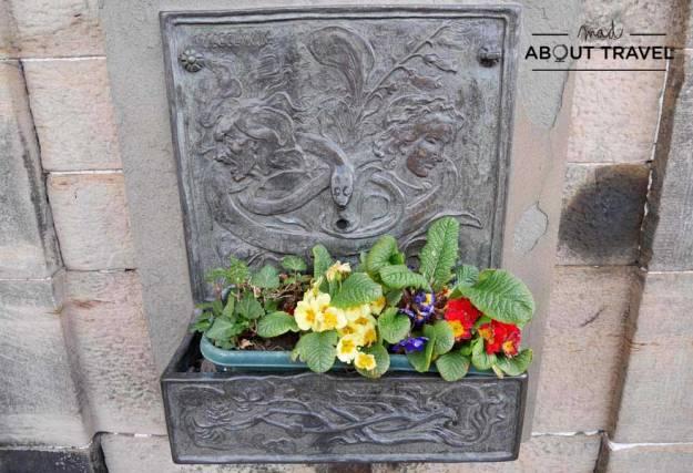 Tour Outlander - Pozo de las Brujas en Edimburgo