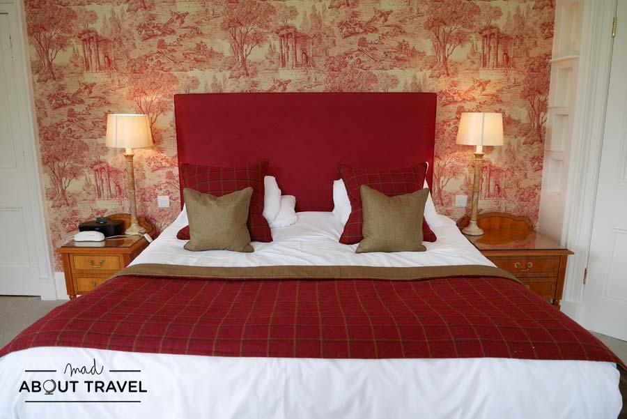 Dormir en un castillo en Escocia, Carberry Tower