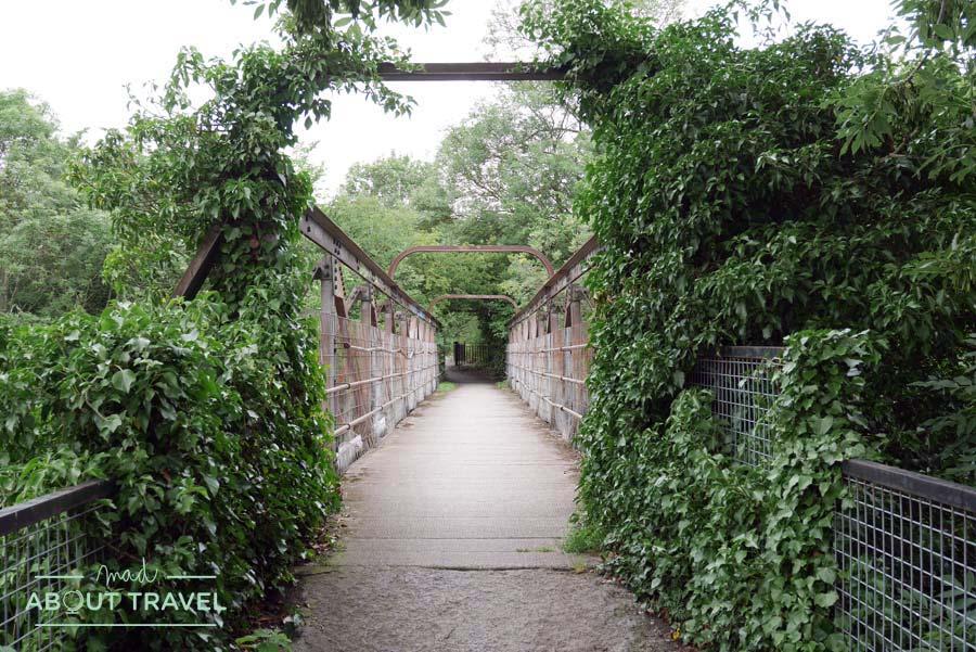 Ruta senderista de Carberry a Edimburgo