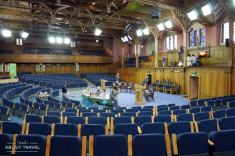 Assembly Hall Edimburgo