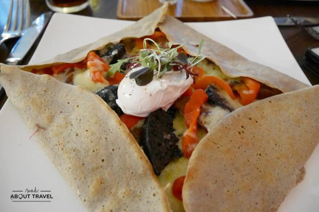comer en crieff: the lounge restaurant