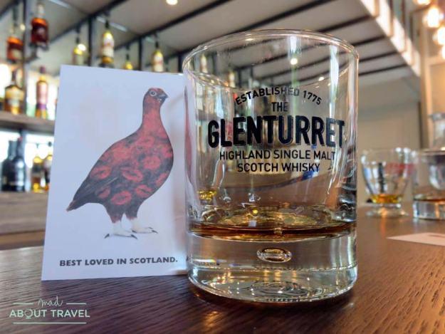 Destilería de whisky de Glenturret
