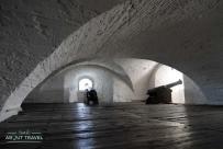 Fortaleza de Kristiansten en Trondheim
