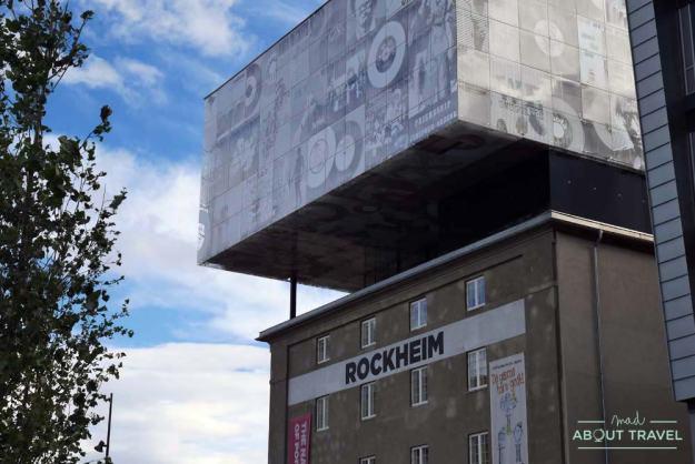 Rockheim en Trondheim