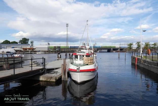 Embarcadero en Trondheim