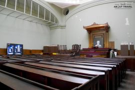 glasite meeting house in edinburgh
