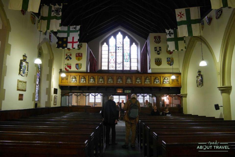 st vincent's chapel stockbridge edimburgo
