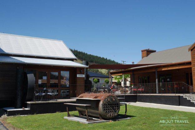 Clyde en Central Otago