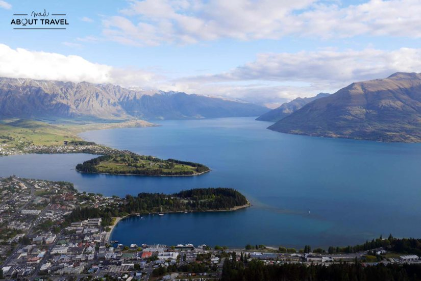 Vistas de Queenstown