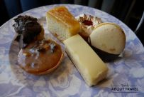 Afternoon tea en Edimburgo - The Printing Press