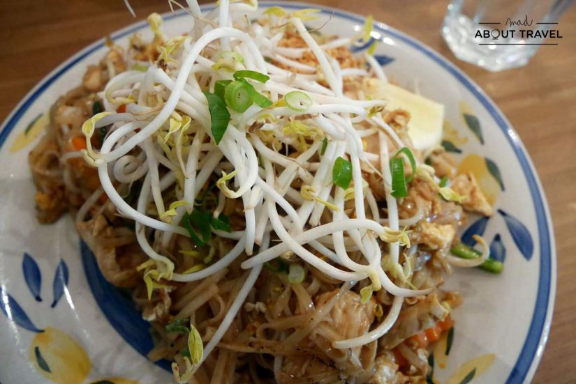 Comida tailandesa en Auckland