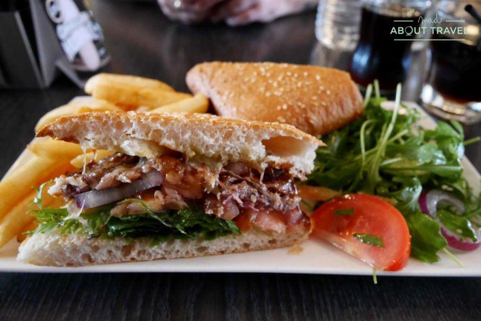 Comida en Auckland