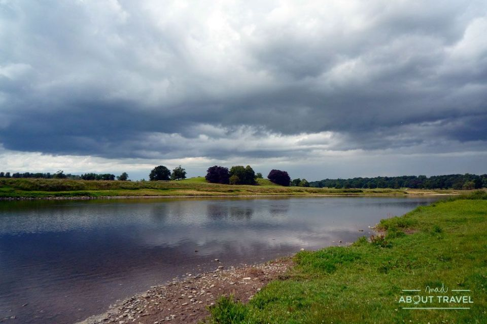 río en Kelso
