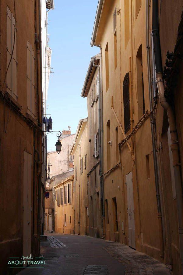 Calles de Aix-en-provence