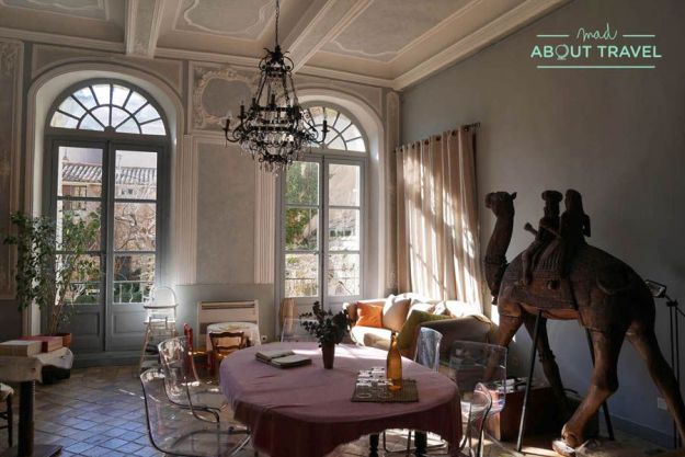 Bed and breakfast Le Jardin de Marie en Aix-en-Provence