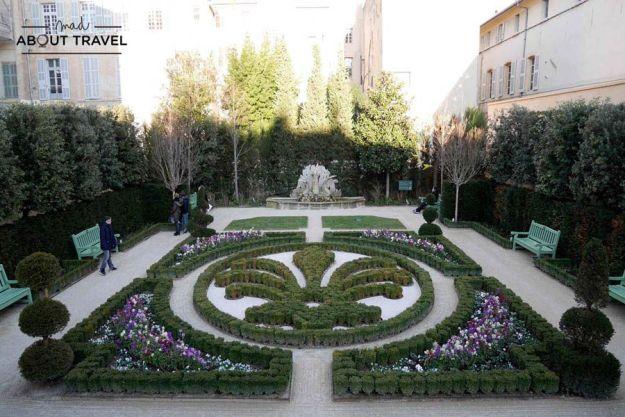 Centre d'art Caumont en Aix-en-Provence