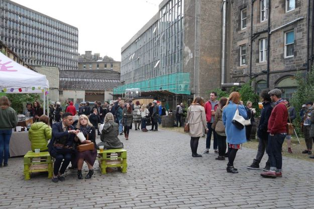 Edinburgh Hidden Doors festival