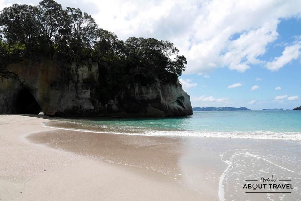 Cathedral Cove, Nueva Zelanda