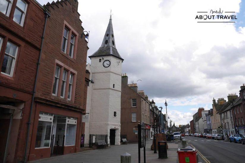 Antiguo ayuntamiento de Dunbar