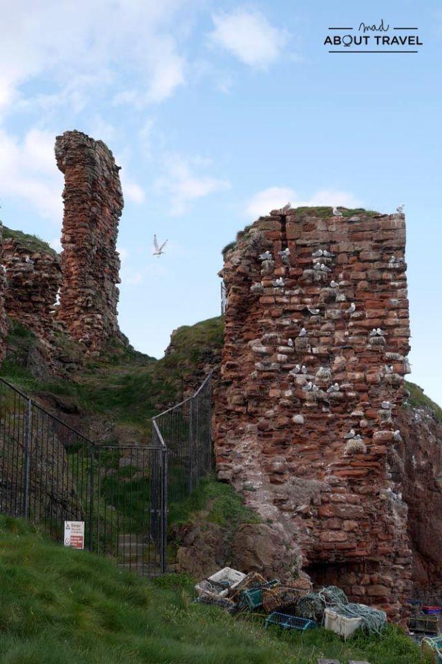castillo de dunbar