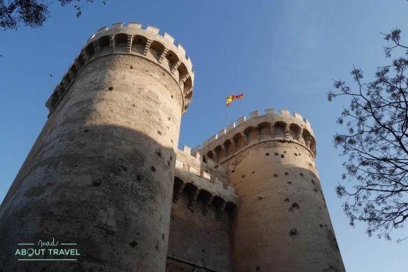torres de quart en valencia