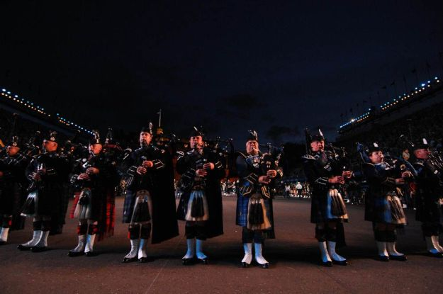 Photo by Mark Owens / Royal Edinburgh Military Tattoo