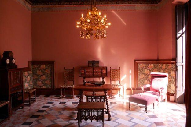sala de música casa amatller barcelona