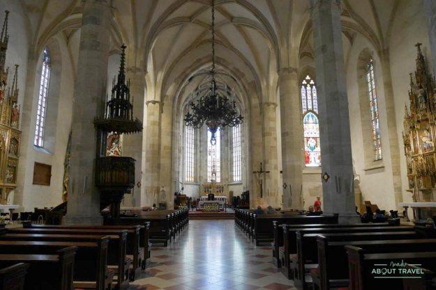 que ver en bratislava - catedral de san martin