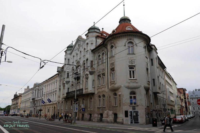 que ver en bratislava - modernismo